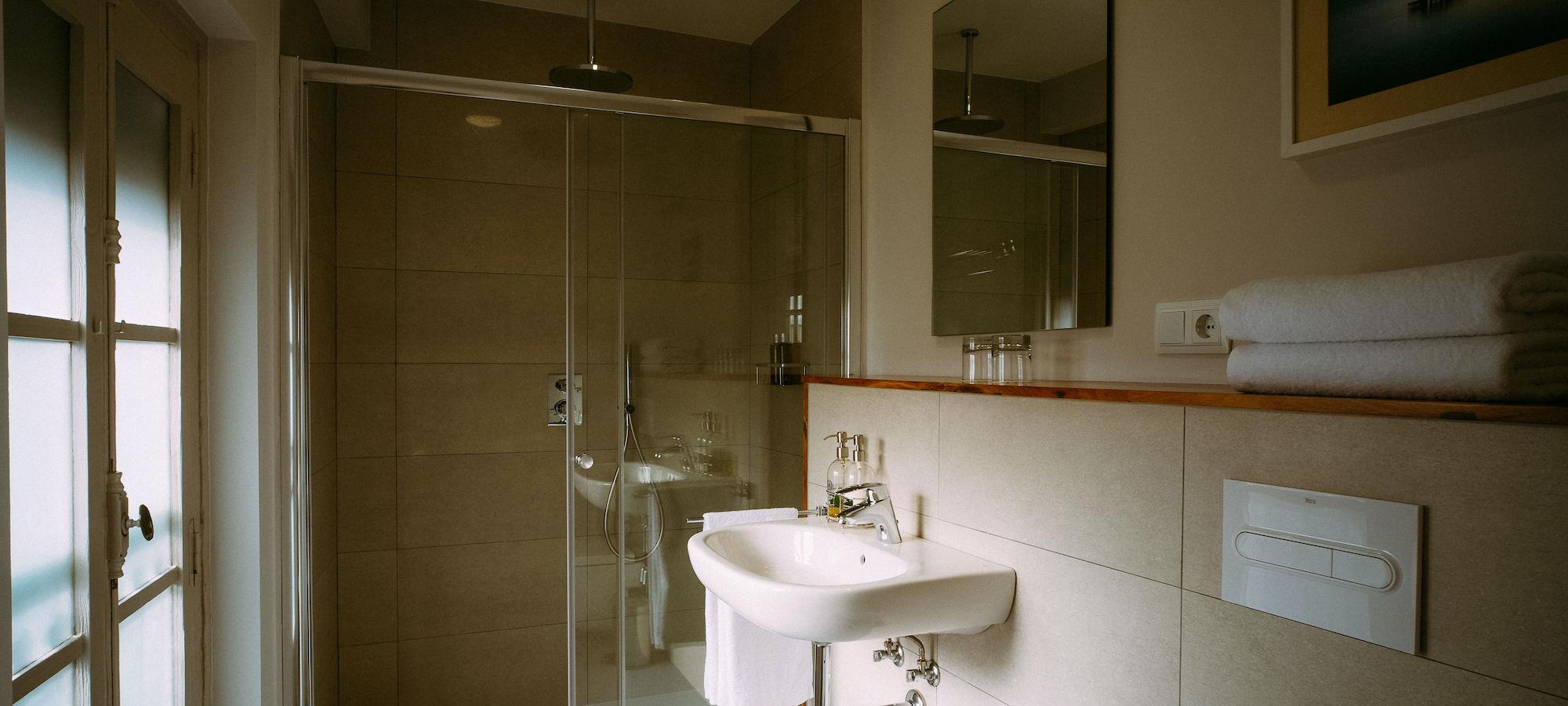 el gran sueño habitación galería baño