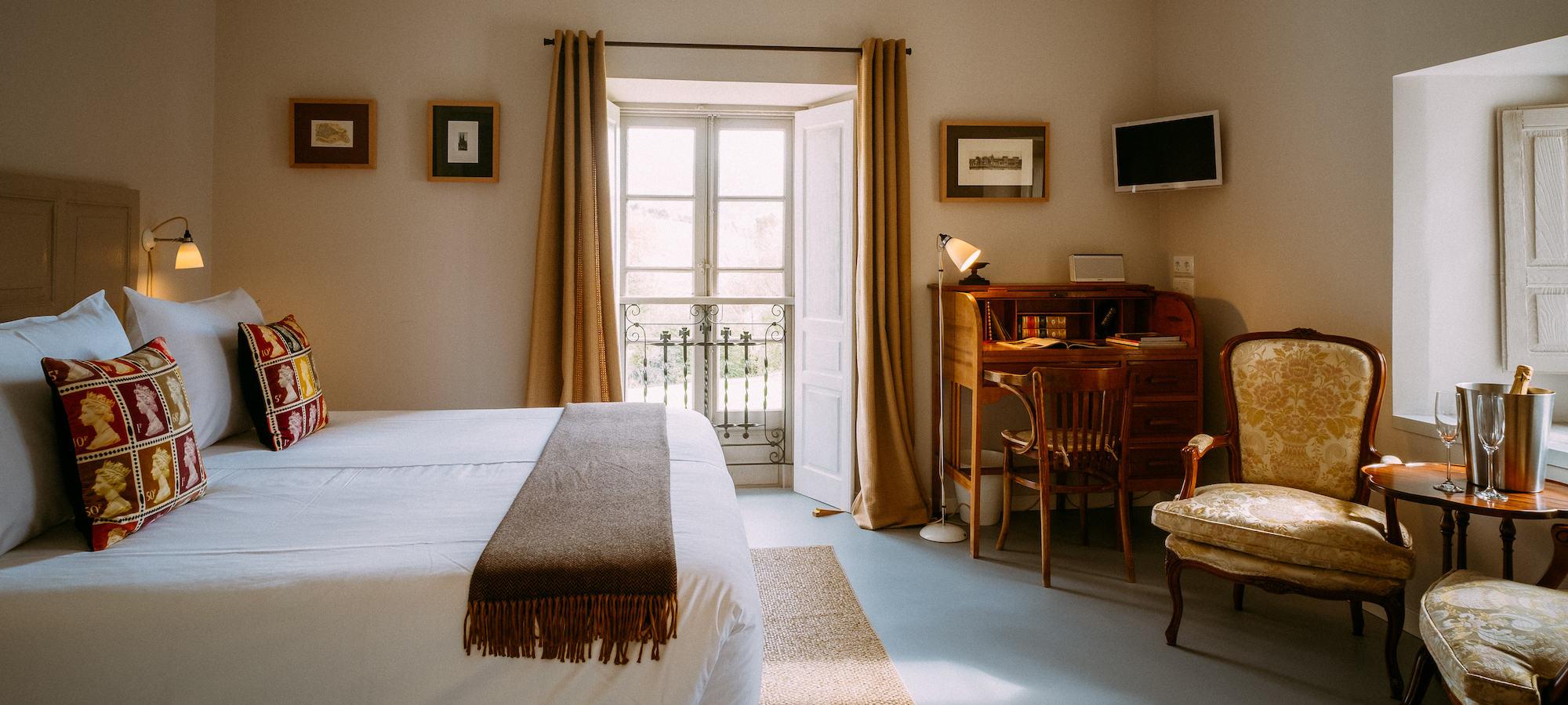 el gran suelo jardin bedroom