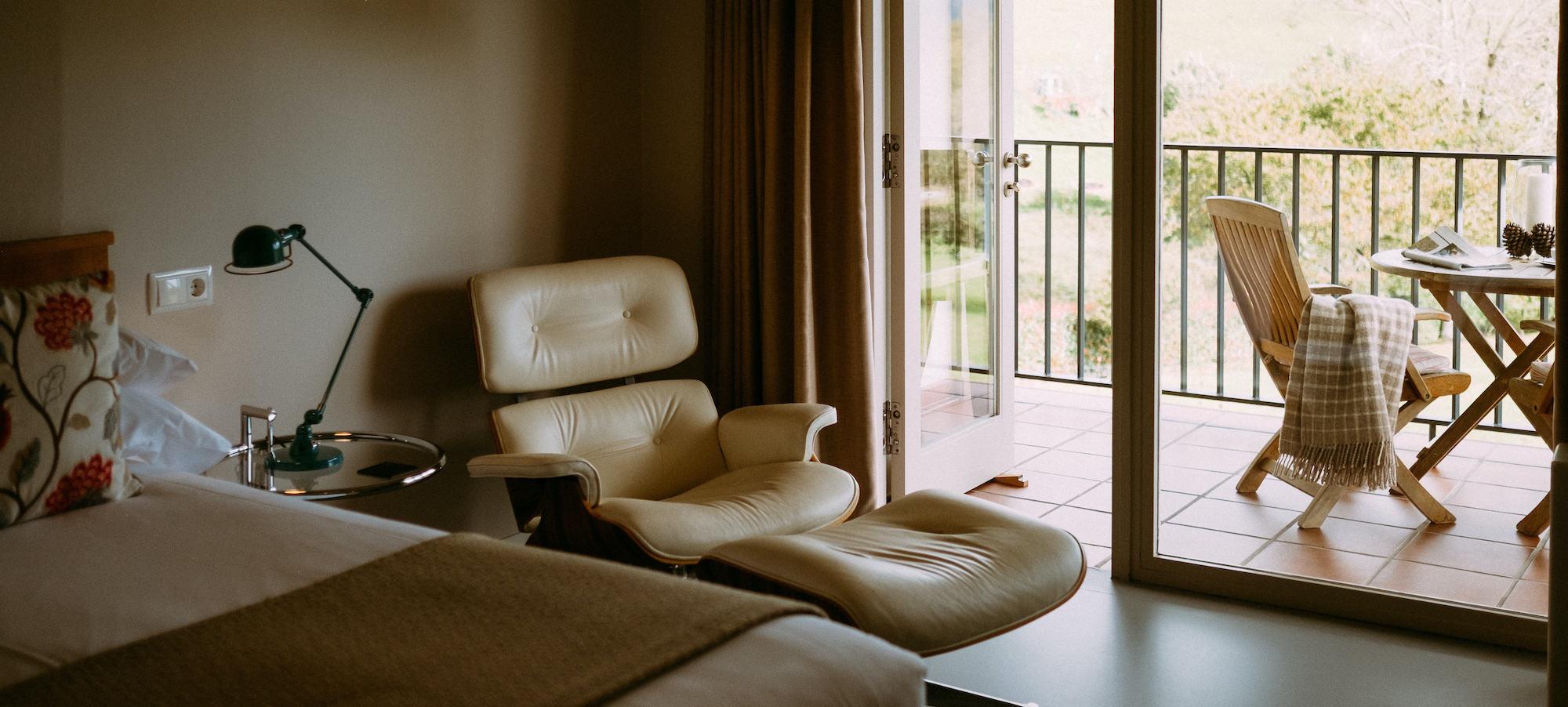 el gran sueño terraza bedroom