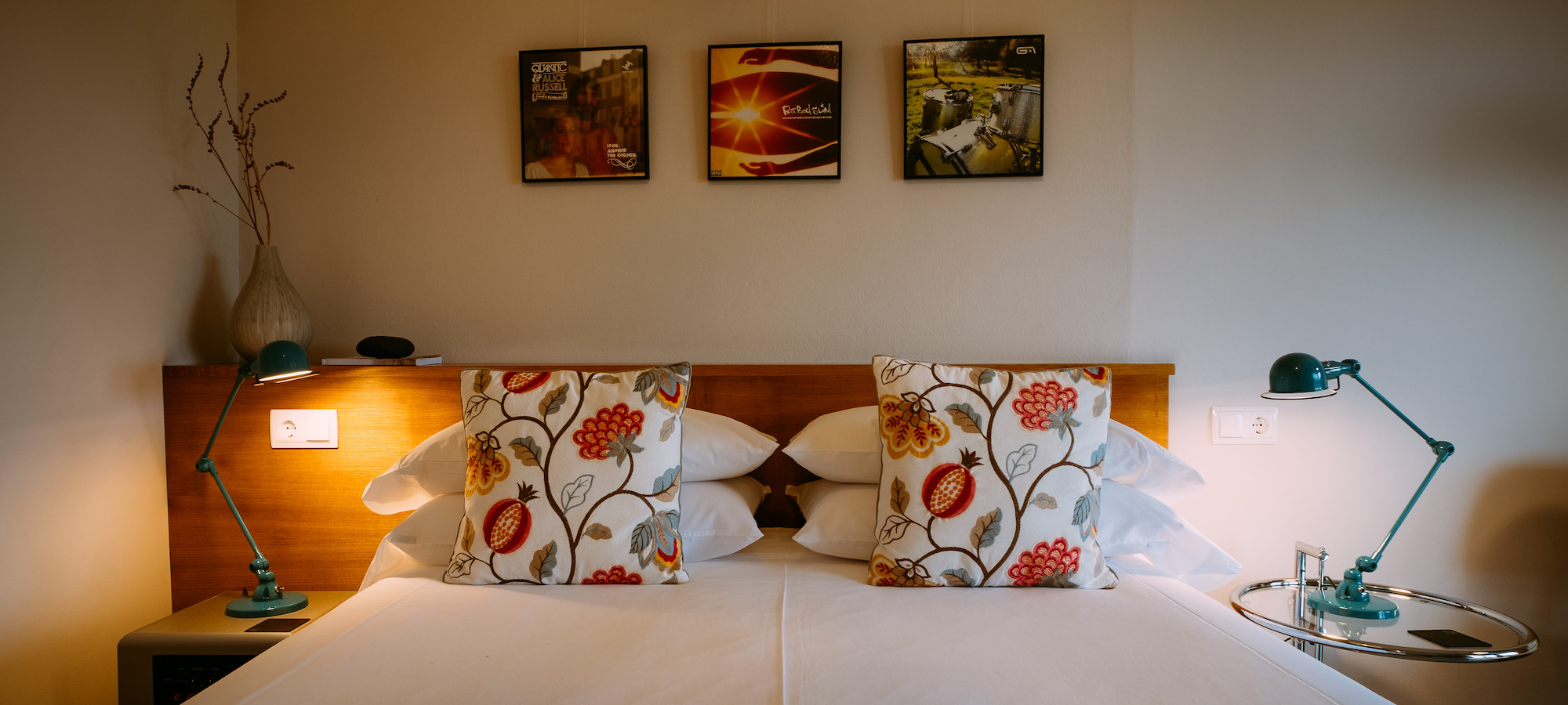el gran sueño terraza habitación cama