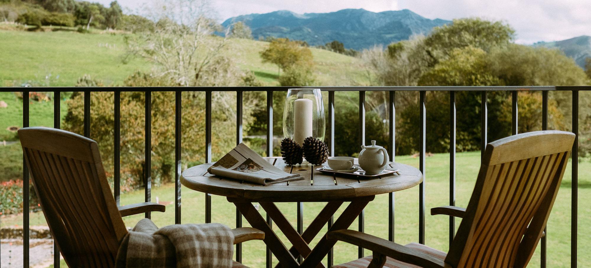 el gran sueño terraza habitación terraza