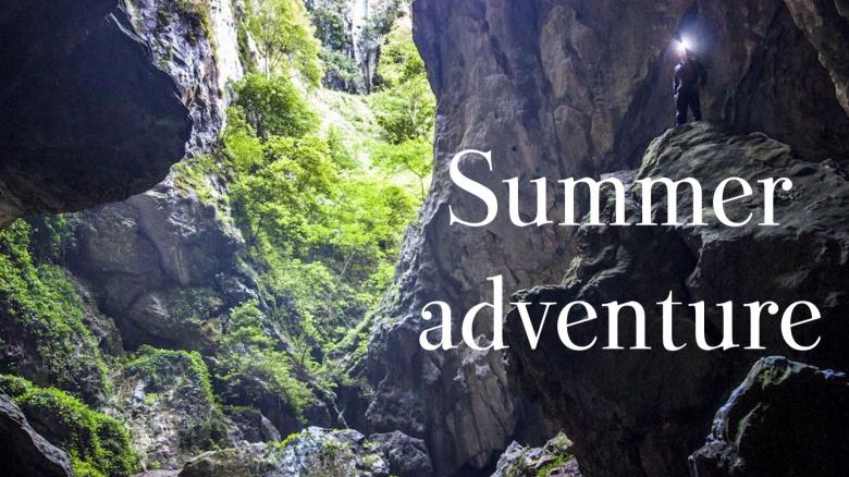 Summer offer - Canyoning in Asturias