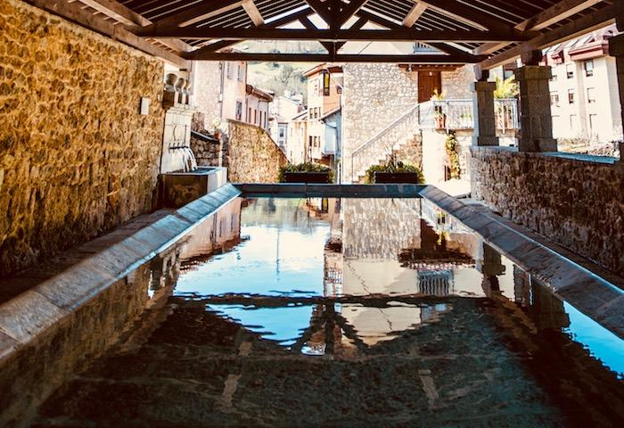 Infiesto - Traditional, historic washstation