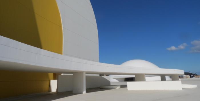 Niemeyer Centre: Cultural centre in Avilés
