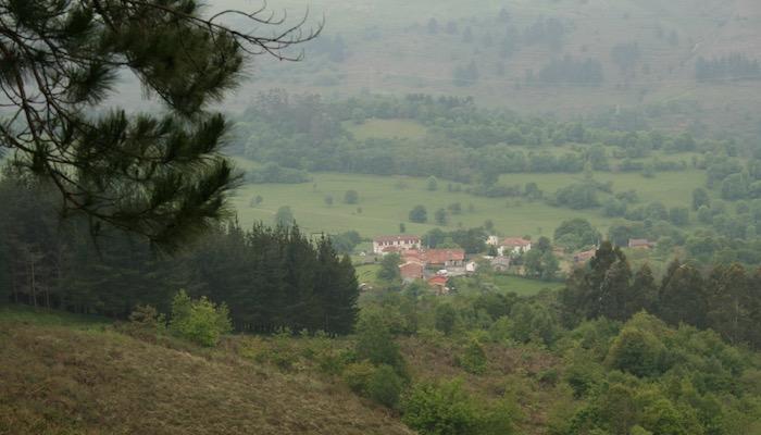Views from Pico Viyao