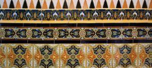 el gran sueño dining room tiles