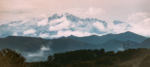 el gran sueño picos de europa nevada