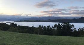 View from La Formiga