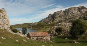 The lakes of covadonga Asturias