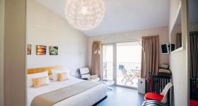 terraza room