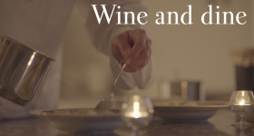 cena y vino